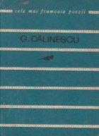 Poezii (G. Calinescu)