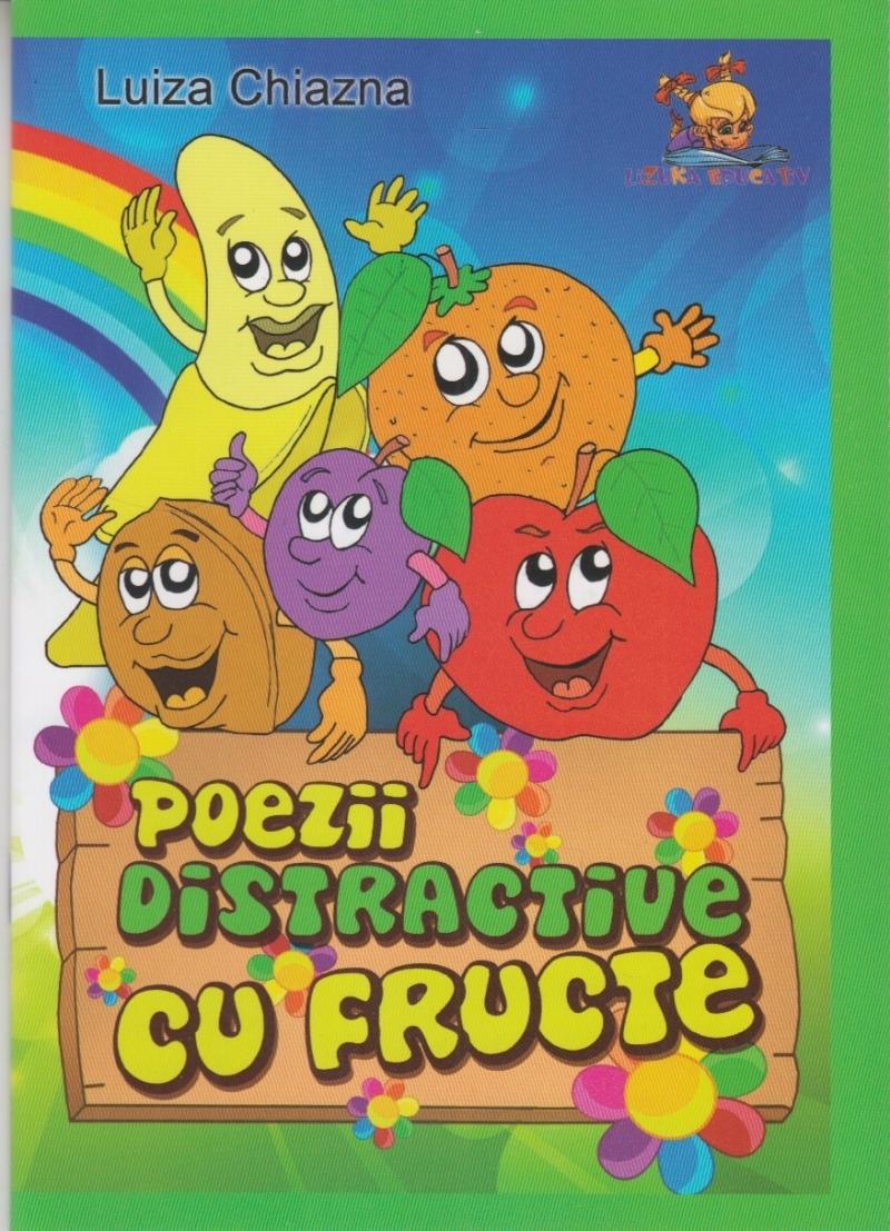 Poezii distractive cu fructe