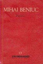 Poezii (Mihai Beniuc)