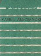 Poezii Vasile Alecsandri (Cele mai