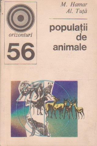 Populatii de Animale