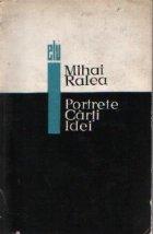 Portrete, Carti, Idei - Studii de literatura universala
