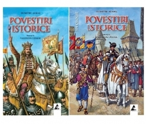 Povestiri istorice (2 volume)