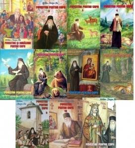 Povestiri pentru copii (11 volume)