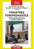 Pregatirea psihopedagogica Manual pentru definitivat