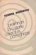 Preliminarii la o istorie a literaturii portugheze