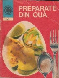 Preparate din oua