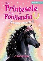 Prinţesele din Ponilandia. Steaua muzicii
