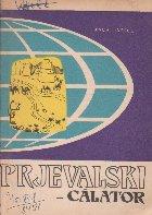 Prjevalski - Calator