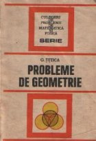Probleme de geometrie, Editia a VI-a