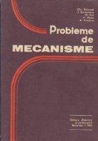Probleme de mecanisme