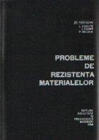 Probleme rezistenta materialelor (Nadasan)