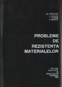 Probleme de rezistenta materialelor (Nadasan)