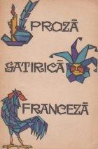 Proza satirica franceza
