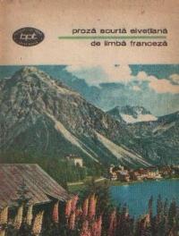 Proza scurta elvetiana de limba franceza