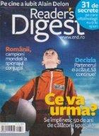 Readers Digest, Noiembrie 2011