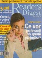 Readers Digest, Septembrie 2006