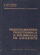 Reechilibrarea functionala a bolnavului in urgente