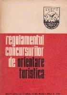 Regulamentul concursurilor de orientare turistica