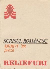 Reliefuri - (Debut 88 - Proza)