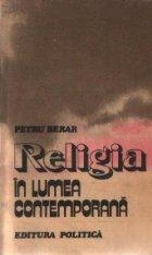 Religia lumea contemporana