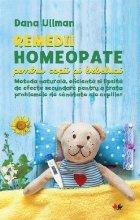 Remedii homeopate pentru copii și bebeluși