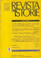 Revista de Istorie, Tomul 29, Nr. 1/1976