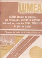 Revista Lumea, nr. 37- 40/1988