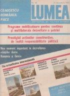 Revista  Lumea, nr. 46 - 52/1984