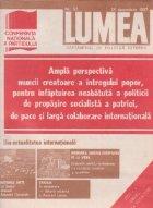 Revista  Lumea, nr. 41 - 52/1987
