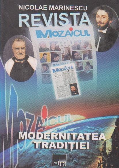Revista Mozaicul. Modernitatea traditiei