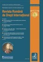 Revista Romana Drept International 4/2007