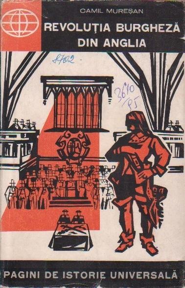 Revolutia Burgheza din Anglia