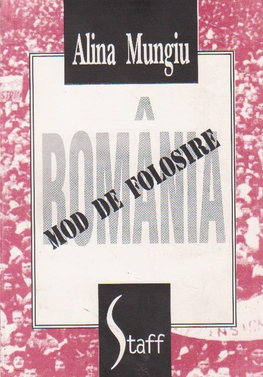 Romania, mod de folosire