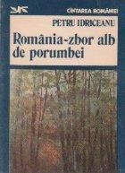 Romania - zbor alb de porumbei