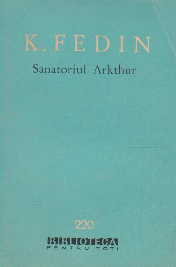 Sanatoriul Arkthur