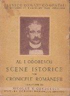 Scene istorice din cronicile romanesti