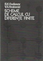 Scheme calcul diferente finite (traducere