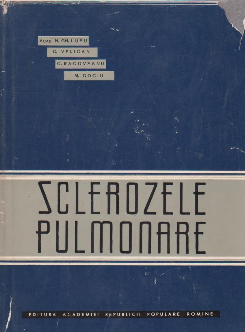 Sclerozele pulmonare