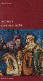 Scrieri despre arta