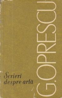Scrieri despre arta - G. Oprescu