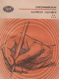 Scriitori romani, Volumul al V-lea