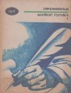 Scriitori romani, Volumul I
