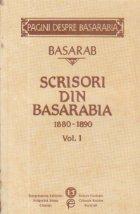 Scrisori din Basarabia 1880 1890