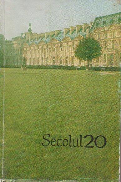 Secolul 20, Revista de literatura univesrala, 4/1970