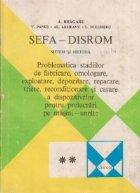 SEFA DISROM Sistem metoda Volumul