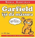 Seria Garfield #4. Garfield își dă măsura