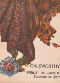 Sfirsit de capitol, Volumul al II - lea, Pustietate in floare