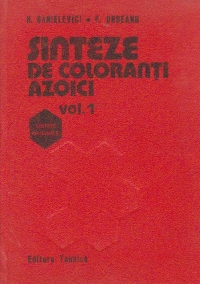 Sinteze de coloranti azoici, Volumele I si II