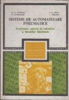 Sisteme automatizare pneumatice Proiectarea asistata
